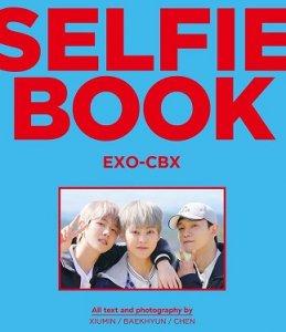 EXO-CBXのセルフィーブック画像