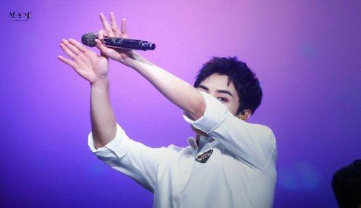 【EXO】マレーシアのコンサート写真【エリシオン】