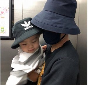 EXOカイと甥っ子画像