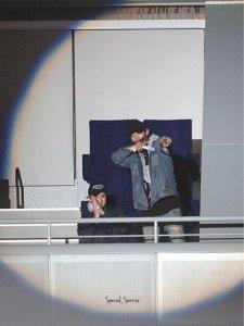 EXO-CBXのチャニョルとセフン画像