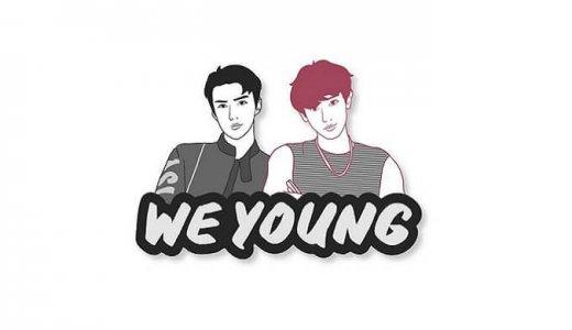 【良曲】チャニョルとセフンのWeYoungのMV公開