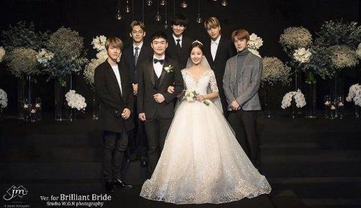 【EXOメンバーも出席】チャニョル姉の結婚式写真画像まとめ