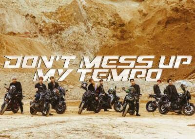 EXOのDON'TMESSUPMYTEMPOのModeratoアルバム画像