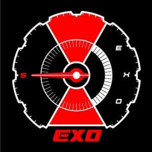 EXOのロゴ画像