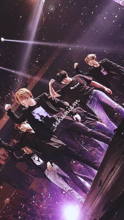 EXO歌番組の写真画像