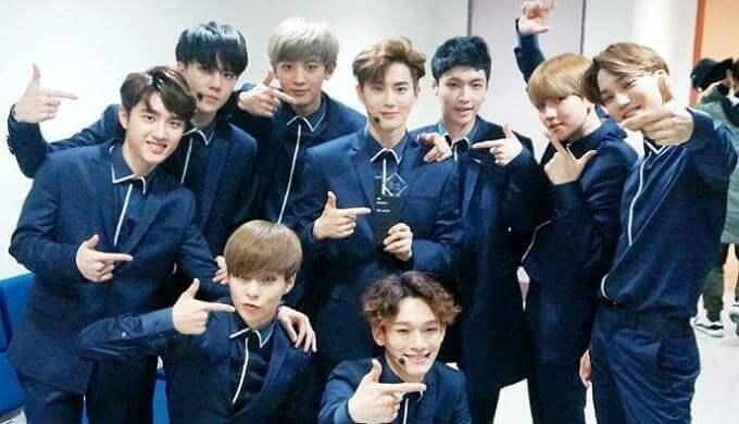 EXOの写真画像