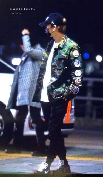EXOの空港写真画像