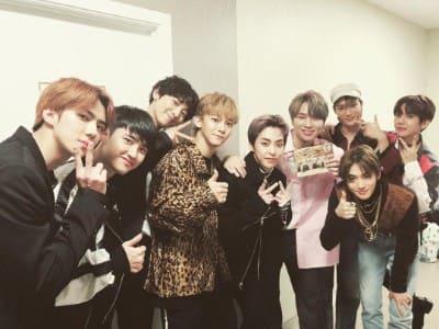 EXOとKwillの写真画像